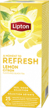 LIPTON REFRESH - Citrom tea 25x1.6g - 25872001